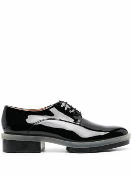 Clergerie туфли Roma на шнуровке 317635