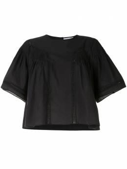 Anine Bing блузка Eloise с вышивкой A072150000