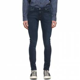 Nudie Jeans Indigo Tight Terry Jeans 113521