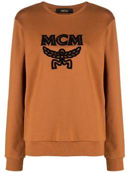 MCM толстовка с логотипом MHABSMM06