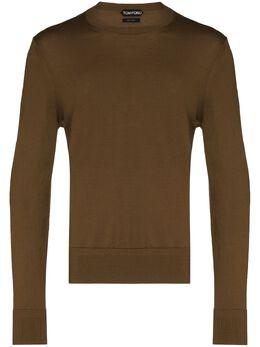 Tom Ford свитер тонкой вязки TFK110BWM94