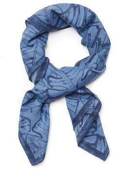Ermenegildo Zegna шарф с графичным принтом Z9J2837A