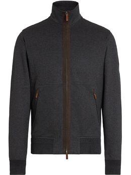 Ermenegildo Zegna спортивная куртка на молнии UW556809M