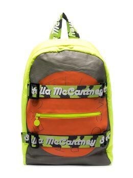 Stella McCartney Kids рюкзак с принтом 602507SQD23