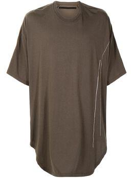 Julius футболка с контрастной строчкой 727CUM7S
