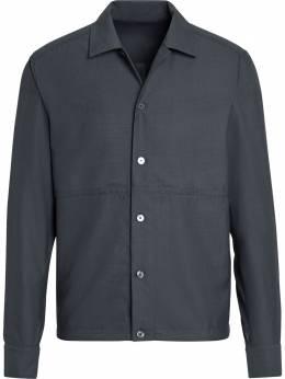 Ermenegildo Zegna рубашка с длинными рукавами UWX32SOT5
