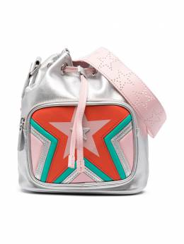 Stella McCartney Kids сумка на плечо с аппликацией 602668SQD24