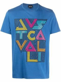 Just Cavalli футболка с логотипом S01GC0656N20663