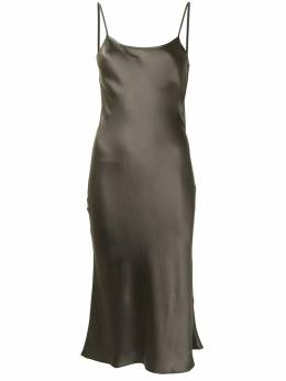 Voz платье-комбинация длины миди VD06M