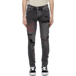 Ksubi Grey Van Winkle New Error Jeans 5000005915