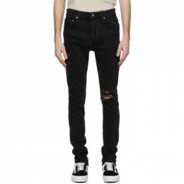 Ksubi Black Chitch Knight Rider Jeans 52070