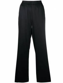 Helmut Lang брюки прямого кроя K10DW203