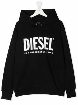 Diesel Kids худи с логотипом J000940IAJH