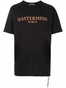 Mastermind World футболка с принтом MW20S05TS027017