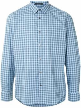 D'Urban рубашка в клетку D38M4TI01033