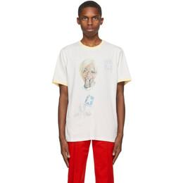 Telfar Reversible Off-White Converse Edition Coach T-Shirt SS20-CON-20775