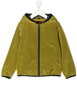 Herno Kids куртка с капюшоном GI0054B12378