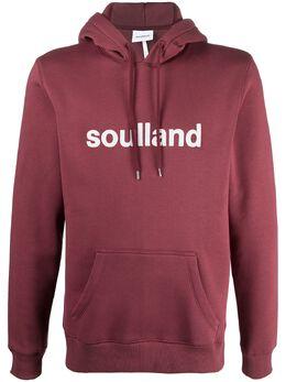 Soulland худи Googie с логотипом 1034