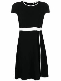 Ports 1961 платье с контрастной отделкой PW121DSL62FVIU323