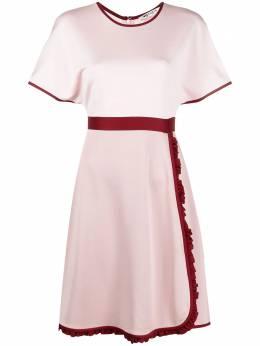 Ports 1961 платье с контрастной отделкой PW121KKD52JVIU310