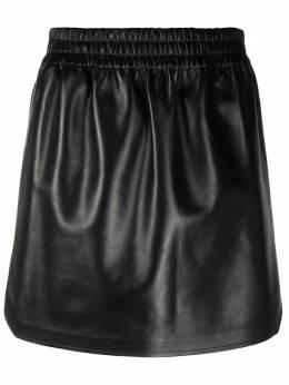 Bottega Veneta юбка мини с завышенной талией 652807VKV90