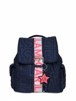Рюкзак С Логотипом Stella McCartney Kids 73I6SI005-NDAxOA2
