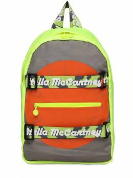 Спортивный Рюкзак С Логотипом Stella McCartney Kids 73I6SI003-MTQwMA2
