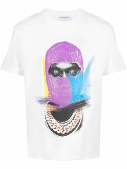 Ih Nom Uh Nit футболка Mask On с графичным принтом NUS21241