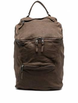 Giorgio Brato рюкзак с эффектом потертости BS21S2400VBRUSH