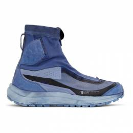 11 By Boris Bidjan Saberi Blue Salomon Edition High Bamba 2 Sneakers 156 11xS