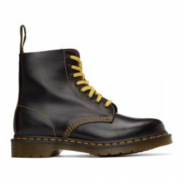 Dr. Martens Grey 1460 Pascal Boots 26243021