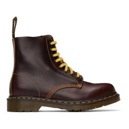 Dr. Martens Burgundy 1460 Pascal Boots 26243601