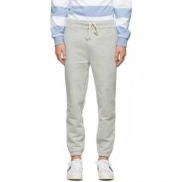 Polo Ralph Lauren Grey The Cabin Fleece Lounge Pants 710793939002