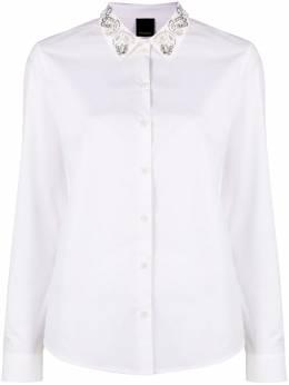 Pinko рубашка с кристаллами 1G1643Y6VWZ04
