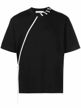 Craig Green футболка со шнуровкой CGSS21CJETSS01