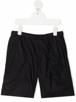 Emporio Armani Kids шорты с эластичным поясом 3K4SJG1NWWZ