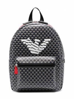 Emporio Armani Kids рюкзак с логотипом 4025251P599
