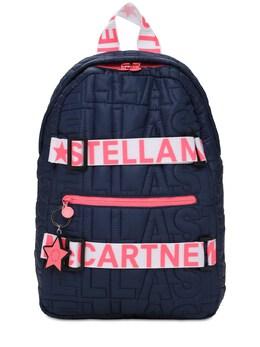 Рюкзак С Логотипом Stella McCartney Kids 73I6SI006-NDAxOA2