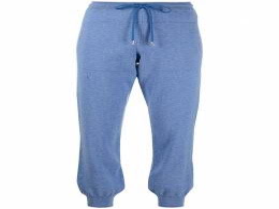 Barrie кашемировые спортивные брюки A00C30605