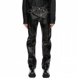 Eytys Black Coated Cypress Jeans CTB2