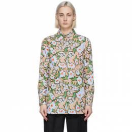 Sportmax Multicolor Floral Alba Shirt 21110417600 10158
