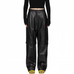 Sportmax Black 2-in-1 Blado Trousers 24310117600 45005