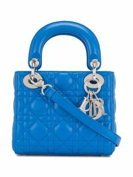 Christian Dior сумка Lady Dior Cannage pre-owned 04MA0153