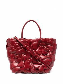 Valentino Garavani маленькая сумка-тоут Atelier Rose VW2B0I34JBZ