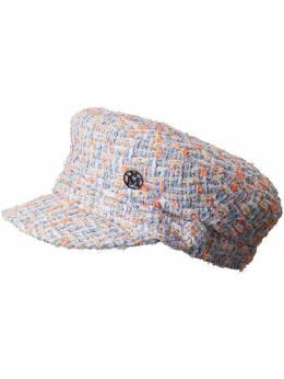Maison Michel твидовая кепка New Abby 2213053001