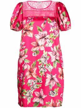Liu Jo платье с принтом пейсли и леопардовым узором WA1462T5958