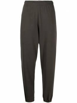 Rotate зауженные спортивные брюки из органического хлопка RT223F190000