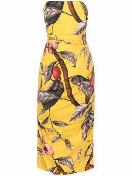 Johanna Ortiz платье с принтом V2583AE