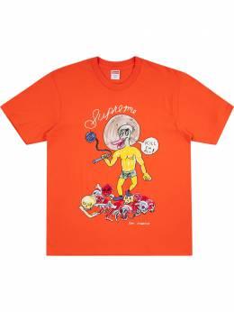 Supreme футболка Kill Em All SU9582