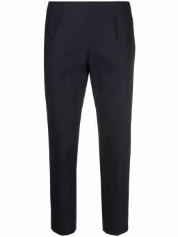 Peserico укороченные брюки кроя слим PH486301953